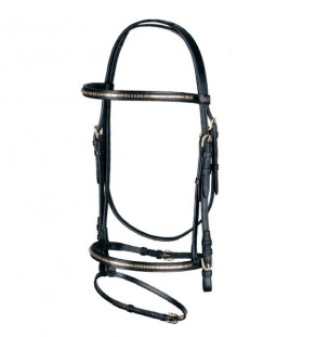 Clincher brass bridle