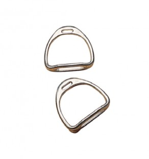Aluminium exercise stirrups