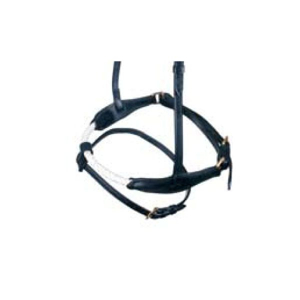 Rope flash noseband