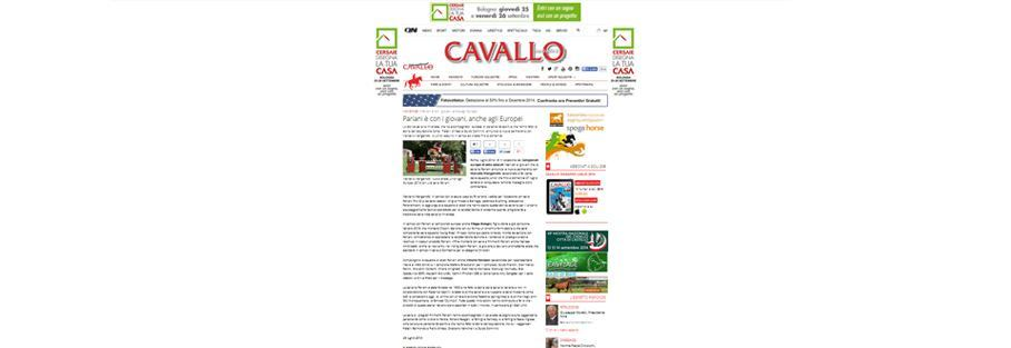 news cavallo magazine