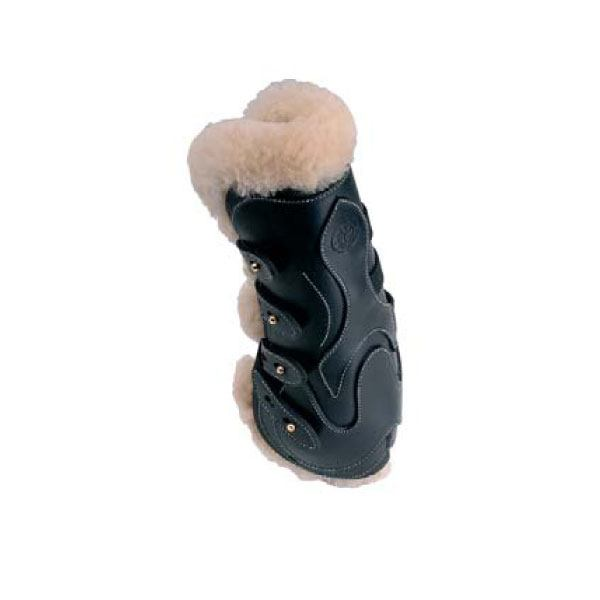 Trendy tendon boots w/changeable linings