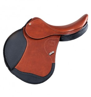 Pro Grip Saddle by Pariani / Show Jumping Saddle / made by hand in Italy