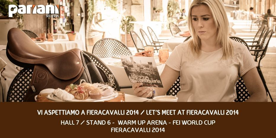 Invitation Fieracavalli 2014